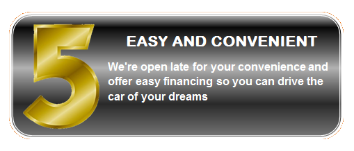 Easy and Convenient | Tipton Ford | Brownsville, TX