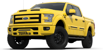 ford tuscany tonka truck in texas custom orders. Black Bedroom Furniture Sets. Home Design Ideas