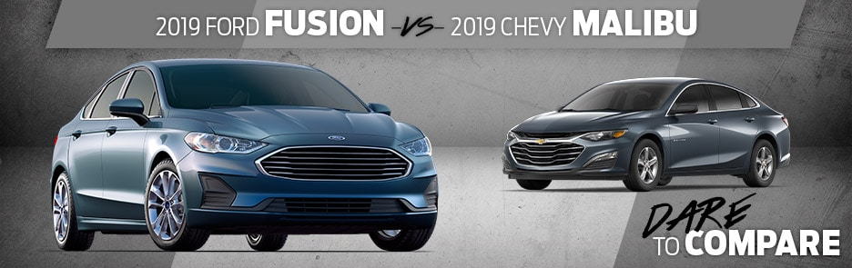 Tipton Ford | Dare To Compare | 2019 Fusion