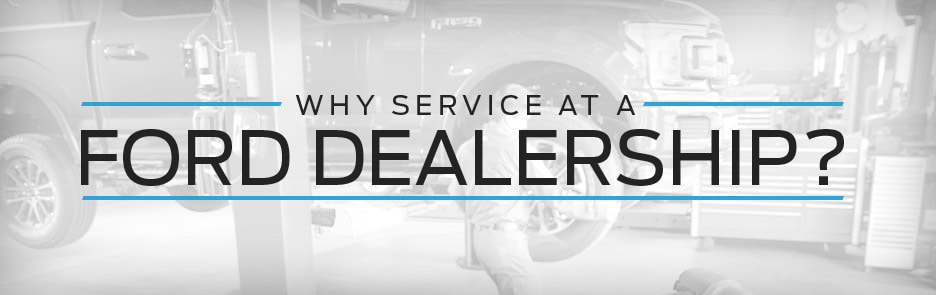 Tipton Ford | Why Service? | Brownsville, TX