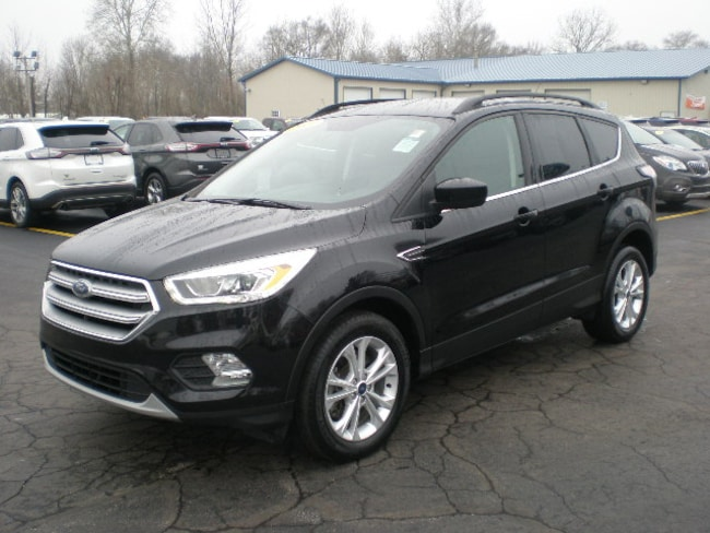 2017 Ford Escape SE 4X4 SUV