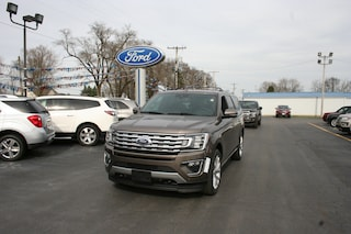 2019 Ford Expedition Limited MAX 4x4 w/leather, sunroof & navigation SUV