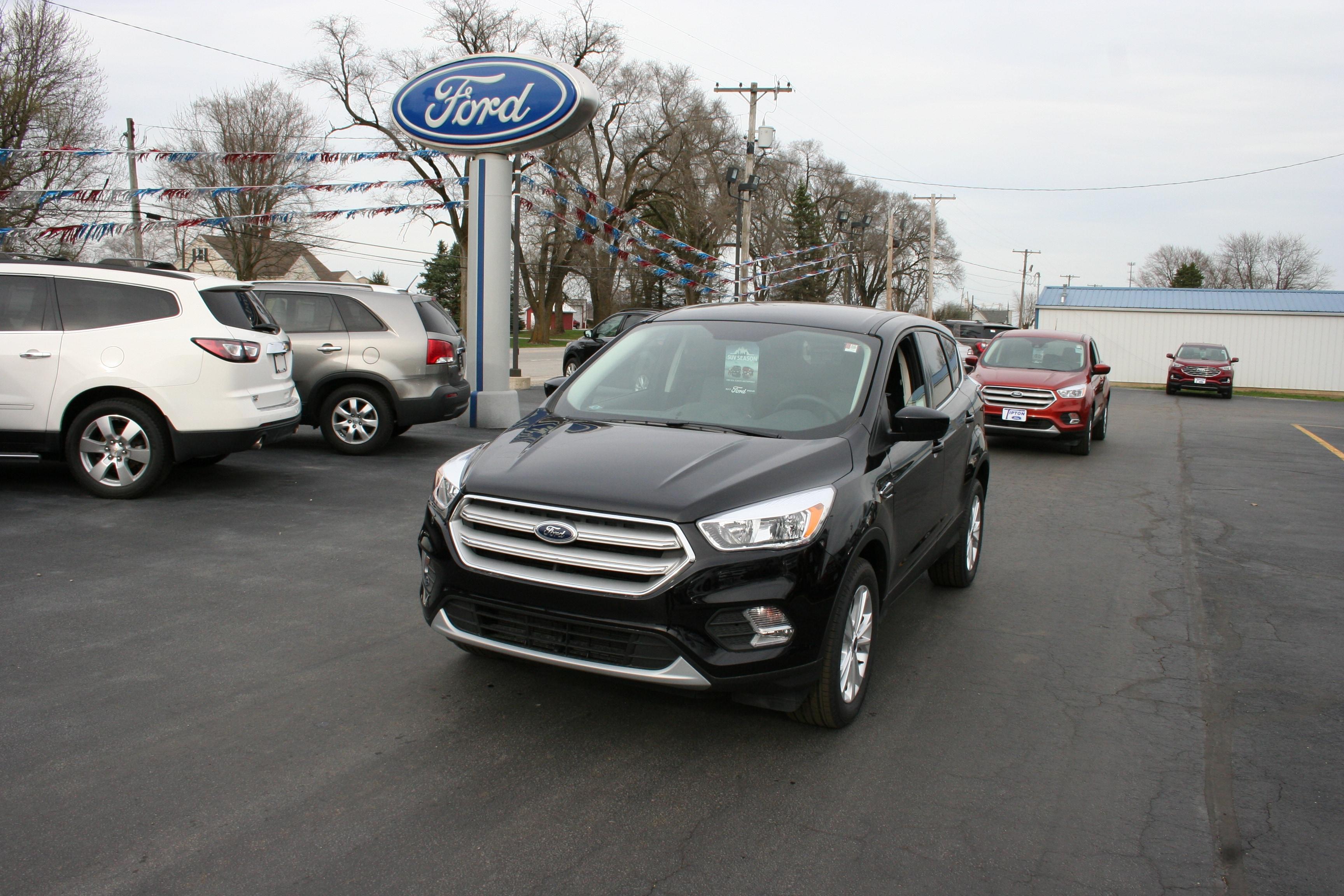 2019 Ford Escape SE 4X4 SUV