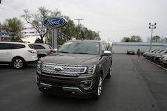 2019 Ford Expedition Platinum MAX 4X4 w/leather, sunroof & navigation SUV