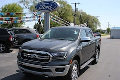 2019 Ford Ranger Lariat 4X4 w/leather & navigation Truck
