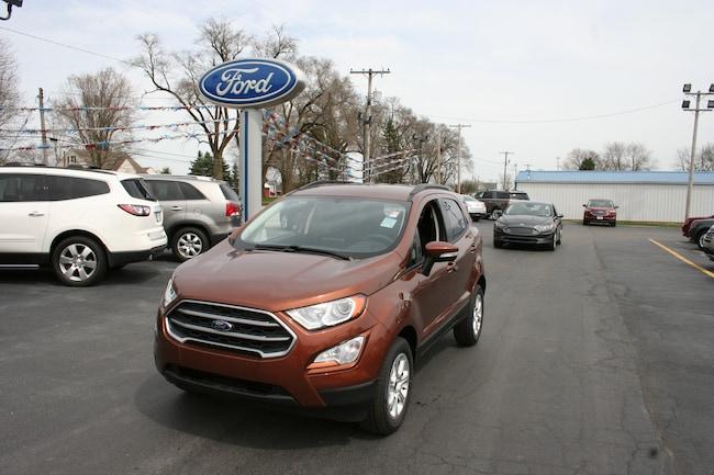 2019 Ford EcoSport SE w/navigation Crossover