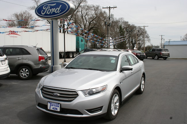 2018 Ford Taurus SEL FWD Sedan