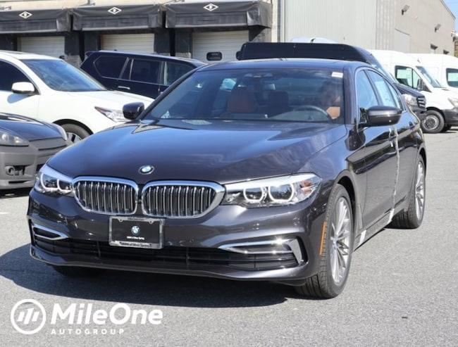 New 2019 BMW 5 Series 530i Xdrive Sedan in Silver Spring