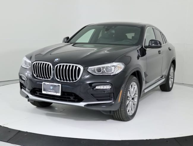 New 2019 BMW X4 xDrive30i SUV in Silver Spring