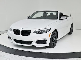 Used 2019 BMW 2 Series M240i Xdrive Convertible
