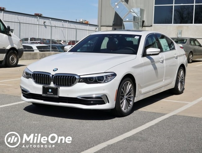 BMW Silver Spring >> New 2019 Bmw 530i For Sale At Bmw Of Silver Spring Vin