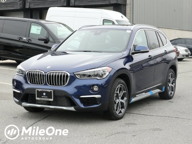 New 2019 BMW X1 sDrive28i SUV in Silver Spring
