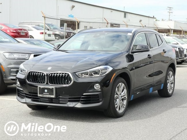 New 2019 BMW X2 xDrive28i Sports Activity Coupe in Silver Spring