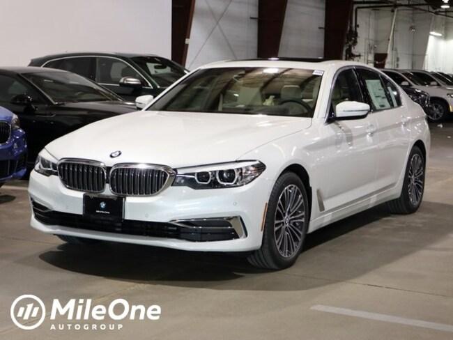 New 2019 BMW 530i xDrive Sedan in Silver Spring