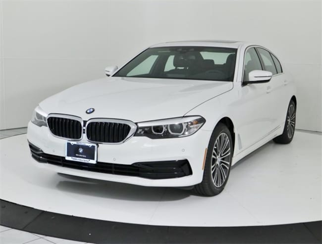 New 2019 BMW 5 Series 530i xDrive Sedan in Silver Spring