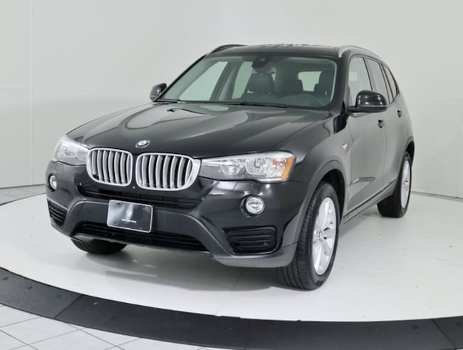 Used 2016 BMW X3 xDrive28i SUV in Silver Spring