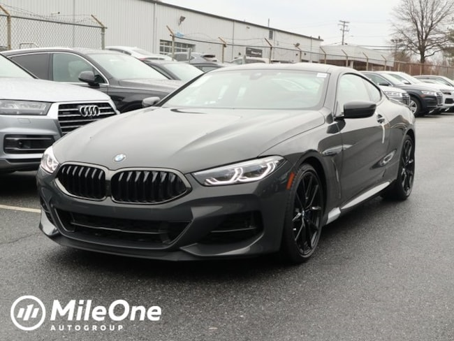 New 2019 BMW M850i xDrive Coupe in Silver Spring