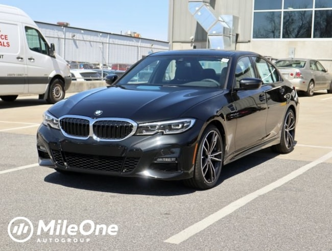 New 2019 BMW 330i Sedan in Silver Spring