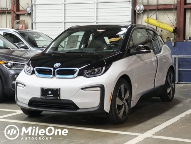 New 2019 BMW i3 120Ah Sedan in Silver Spring