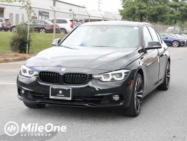 New 2018 BMW 330i xDrive Sedan in Silver Spring