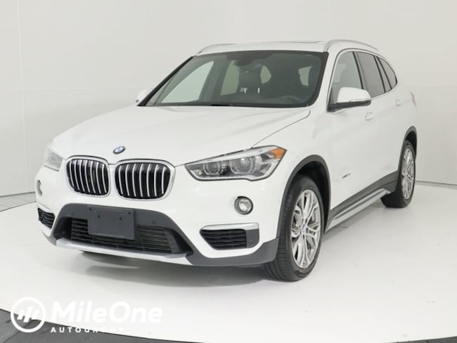 Certified Pre-Owned 2017 BMW X1 xDrive28i SUV in Silver Spring