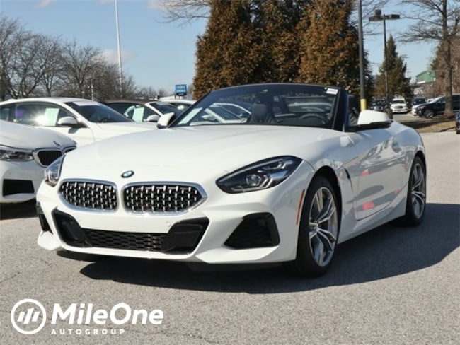 New 2019 BMW Z4 sDrive30i Convertible in Silver Spring