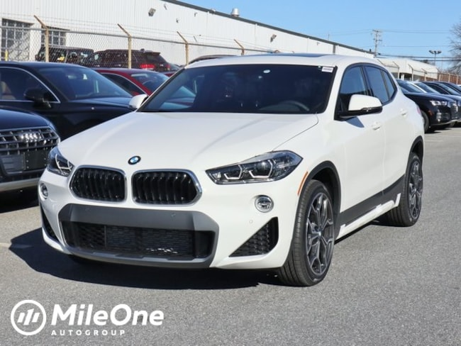 New 2018 BMW X2 Sdrive28i SUV in Silver Spring