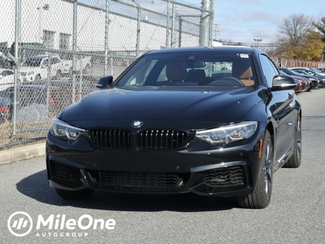 New 2019 BMW 430i xDrive Coupe in Silver Spring