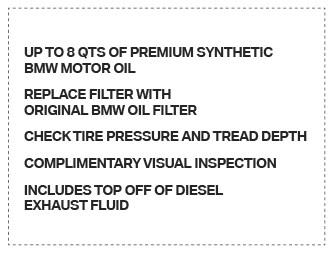 OIL CHANGE SPECIAL DIESEL ENGINES