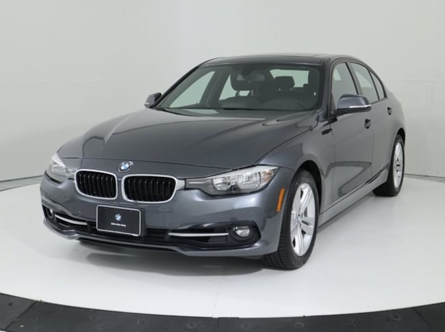 Certified Pre-Owned 2016 BMW 3 Series 328i Xdrive Sedan in Silver Spring