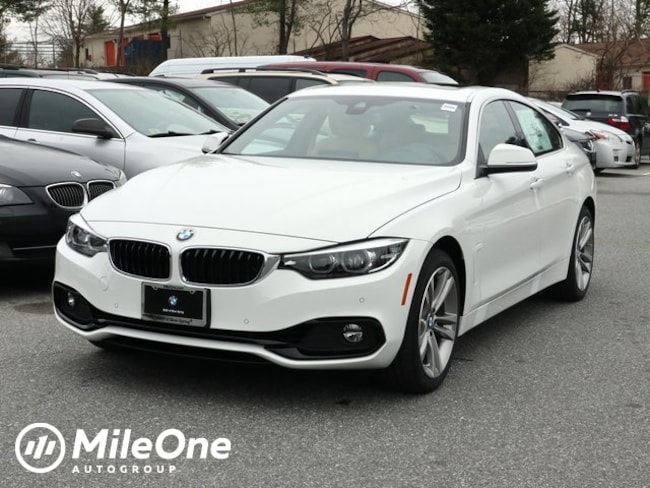 New 2019 BMW 4 Series 430i Xdrive Gran Coupe Hatchback in Silver Spring