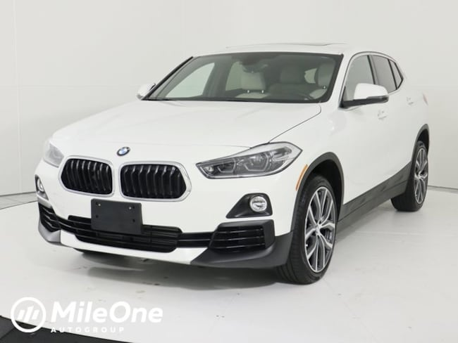 Used 2018 BMW X2 xDrive28i SUV in Silver Spring