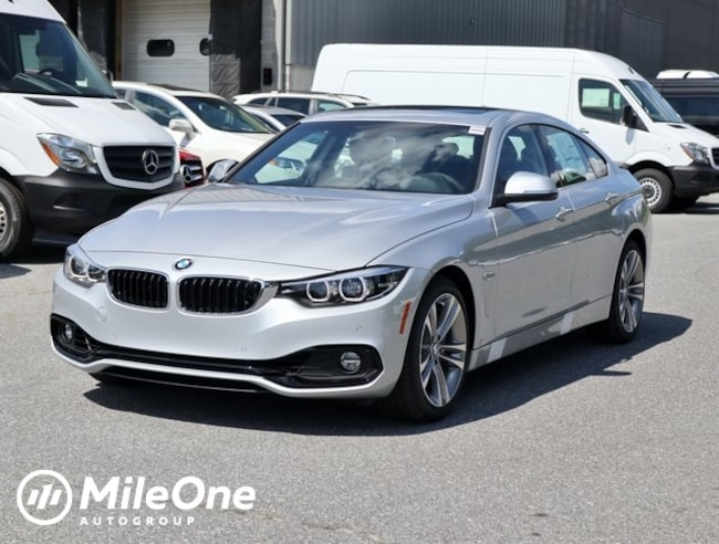 New 2019 BMW 440i 440i Gran Coupe in Silver Spring