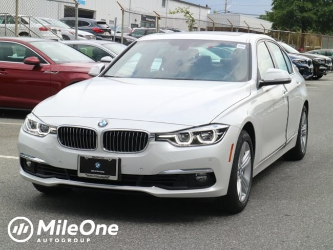 New 2018 BMW 330i 330i Sedan in Silver Spring