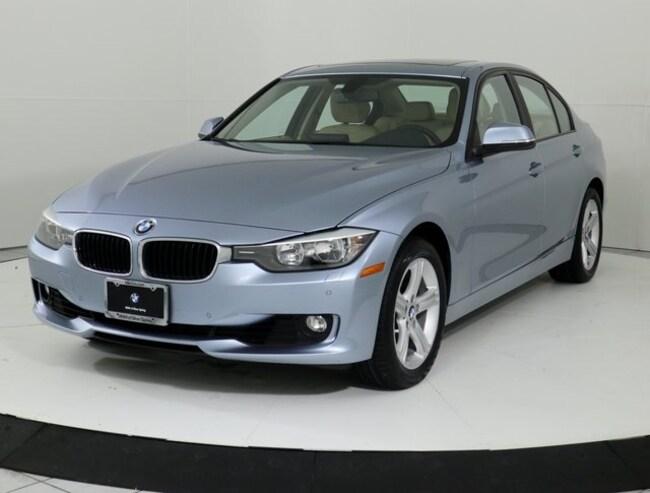 Certified Pre-Owned 2015 BMW 3 Series 328i Xdrive Sedan in Silver Spring