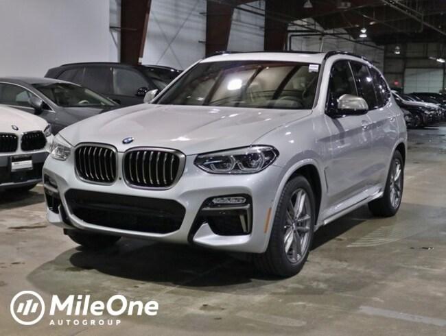 New 2019 BMW X3 M40i SAV in Silver Spring