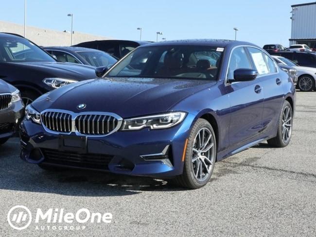 New 2019 BMW 3 Series 330i xDrive Sedan in Silver Spring