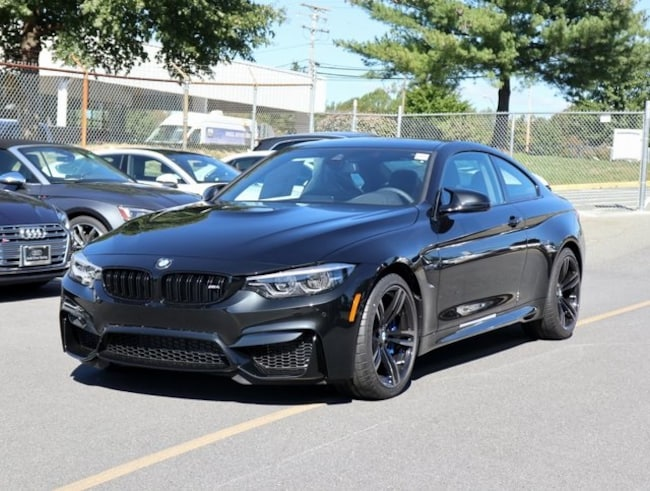 New 2019 BMW M4 Base Coupe in Silver Spring