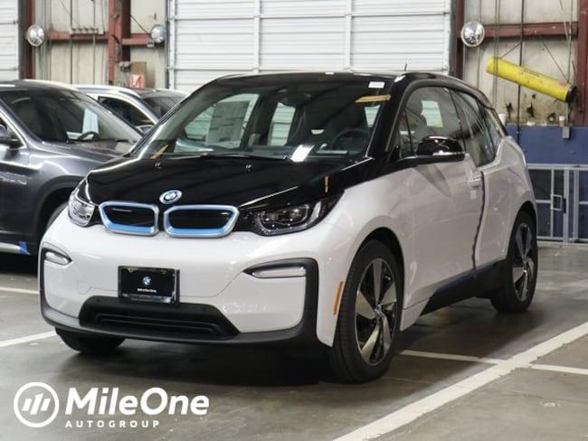 New 2019 BMW i3 120Ah w/Range Extender Sedan in Silver Spring