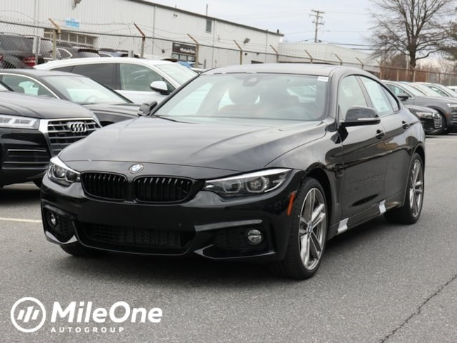 New 2019 BMW 430i xDrive Gran Coupe in Silver Spring