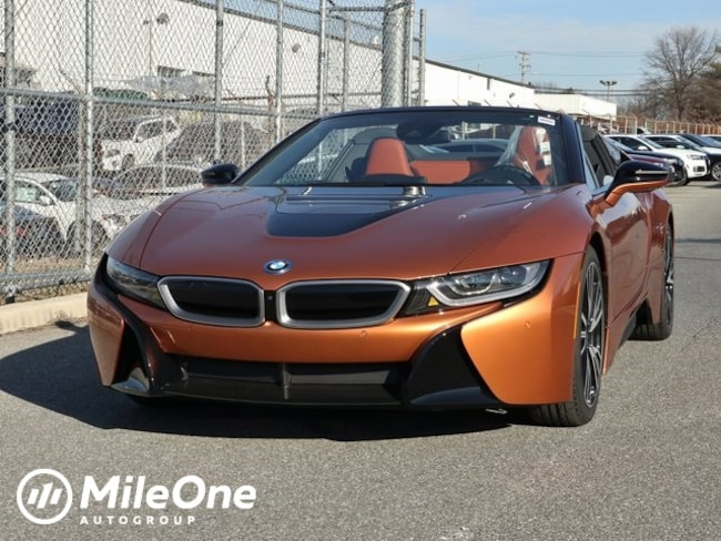 New 2019 Bmw I8 For Sale At Bmw Of Silver Spring Vin