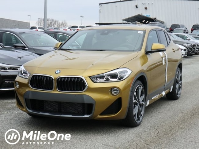 New 2018 BMW X2 Xdrive28i SUV in Silver Spring
