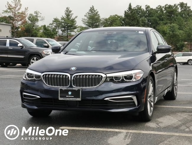 New 2019 BMW 530i xDrive Sedan in Silver Spring