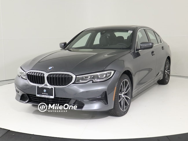 BMW Silver Spring >> Used 2019 Bmw 3 Series 330i Xdrive For Sale In Silver