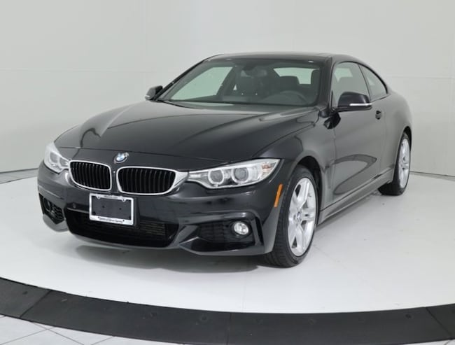 Certified Pre-Owned 2016 BMW 4 Series 435i xDrive Coupe in Silver Spring