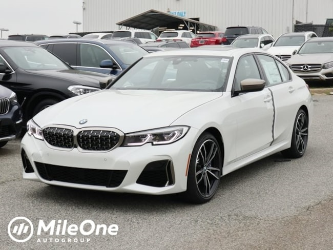 New 2020 BMW M340i xDrive Sedan in Silver Spring