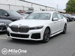 2020 BMW 7 Series 745Le Xdrive Sedan