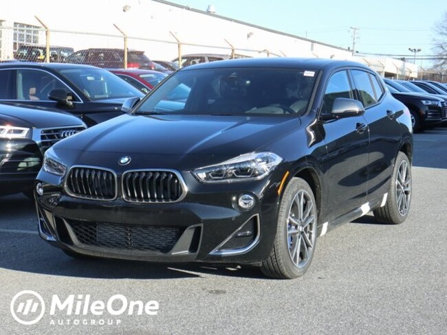 New 2019 BMW X2 M35i Sports Activity Coupe in Silver Spring