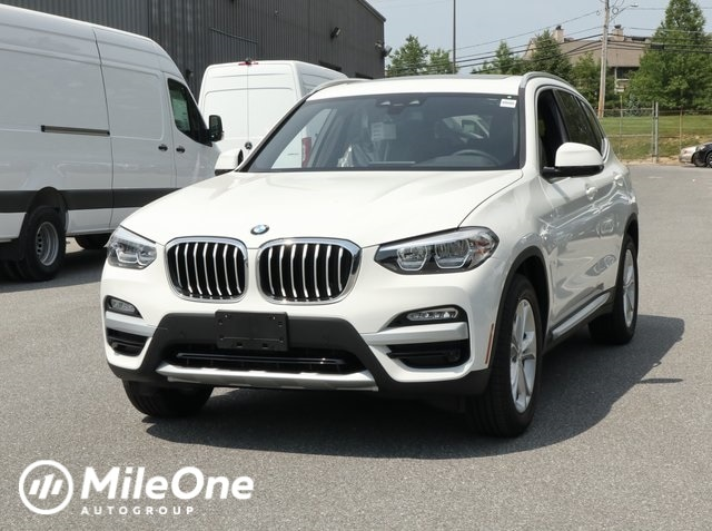 2019 BMW X3 For Sale in Silver Spring MD | BMW of Silver Spring