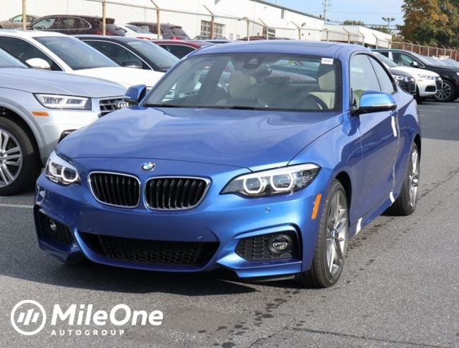 New 2019 BMW 2 Series 230i Xdrive Coupe in Silver Spring